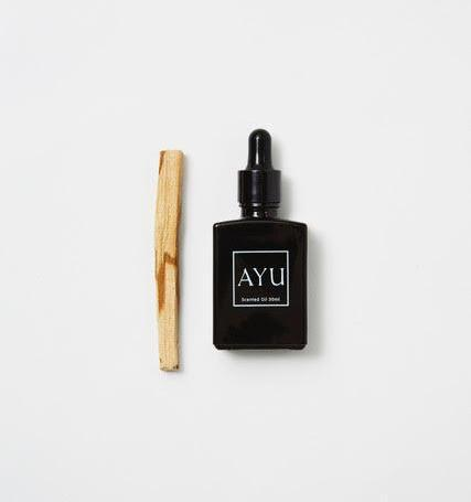Ayu Ayurvedic Fragrant Oil White Oudh