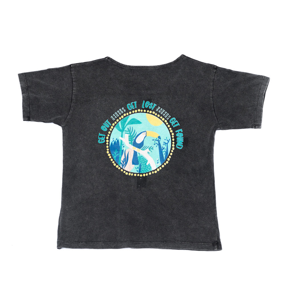 Children of The Tribe Get Found Tee