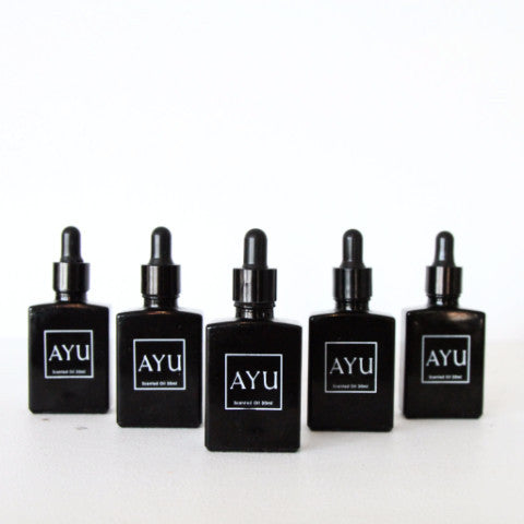 Ayu Ayurvedic Fragrant Oil - Souq