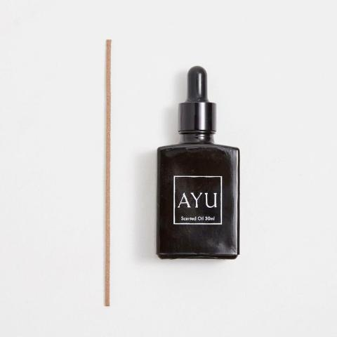 Ayu Ayurvedic Fragrant Oil Sufi