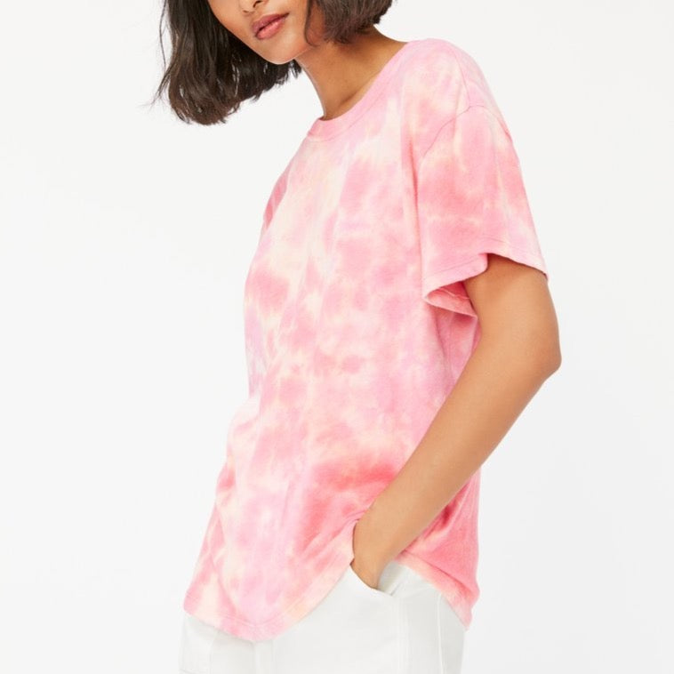 Lacausa Kai Tee Raspberry Wash
