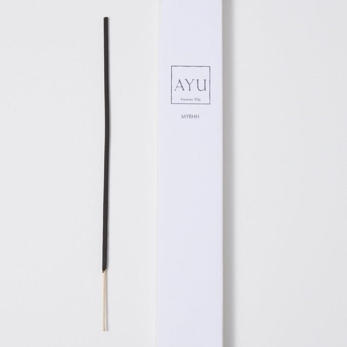 Ayu Myrhh Incense