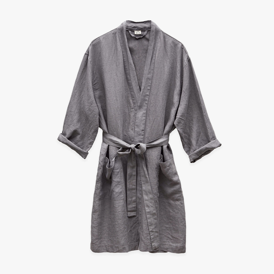 In Bed Linen Robe