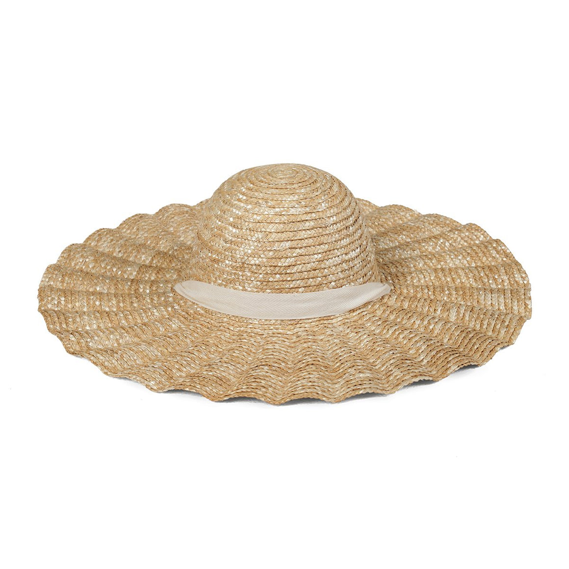 Lack of Color Scalloped Dolce Hat