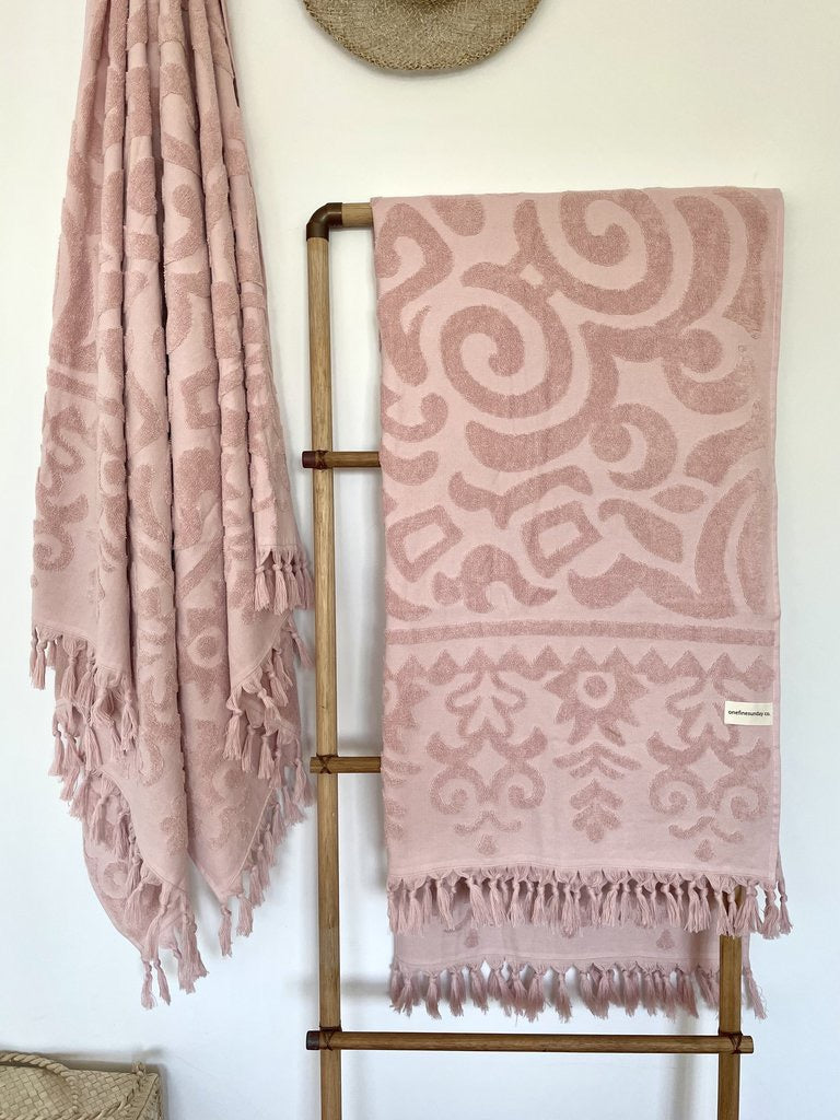 Retro Turkish Towel