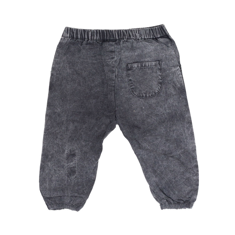 Children of The Tribe Black Chino Pant