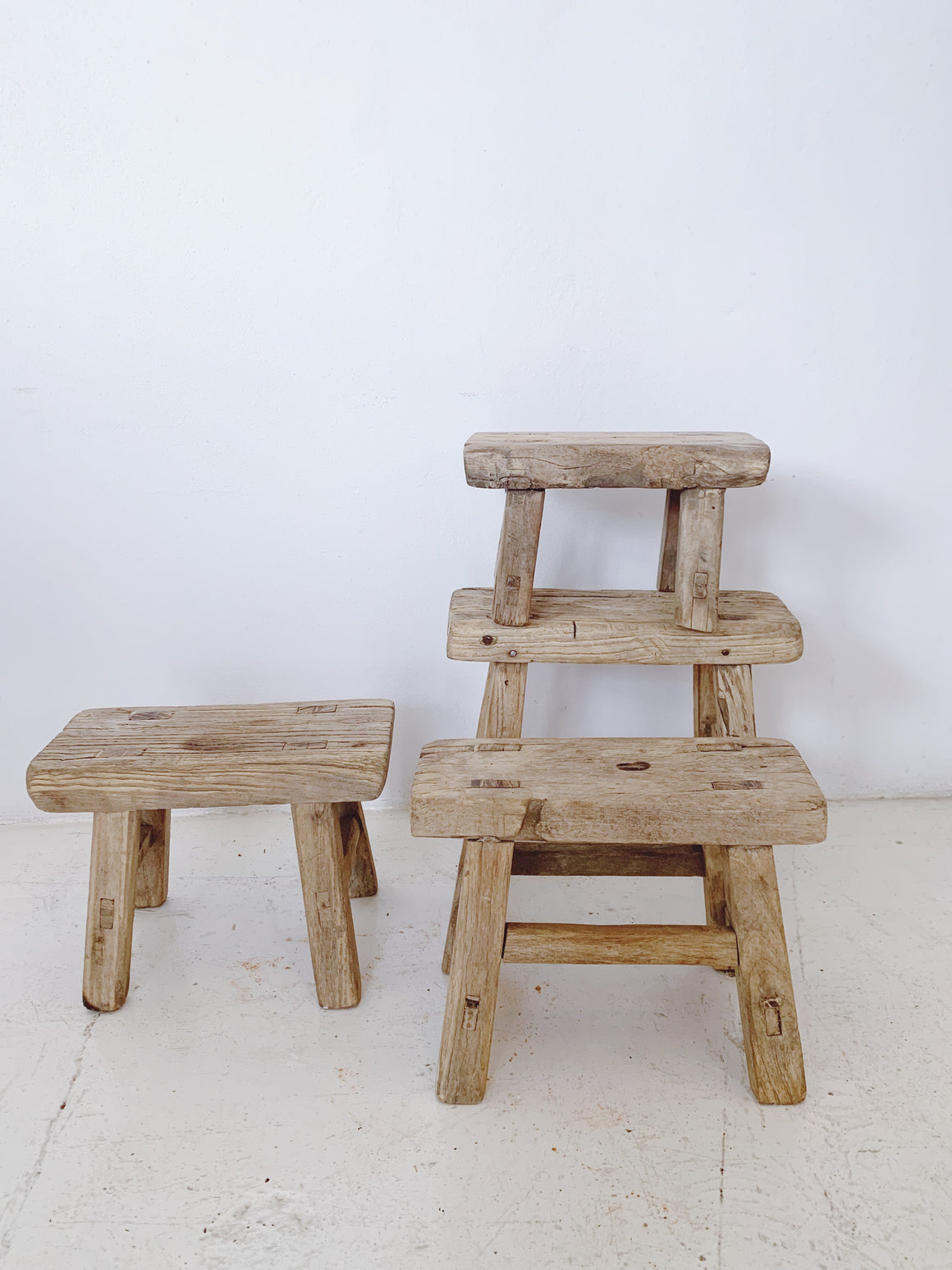 Mini Workers Stool