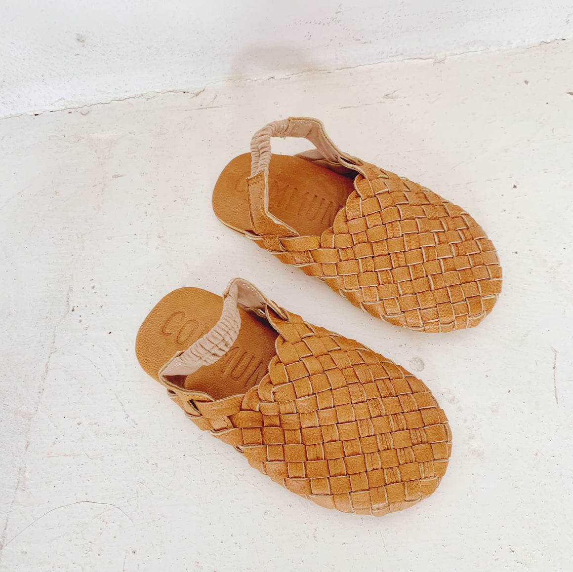 Commune Children's Woven Sandals