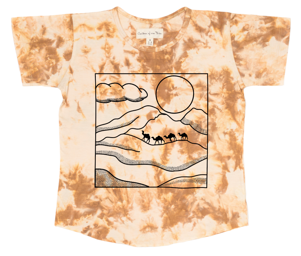 Children of The Tribe Desert Tee