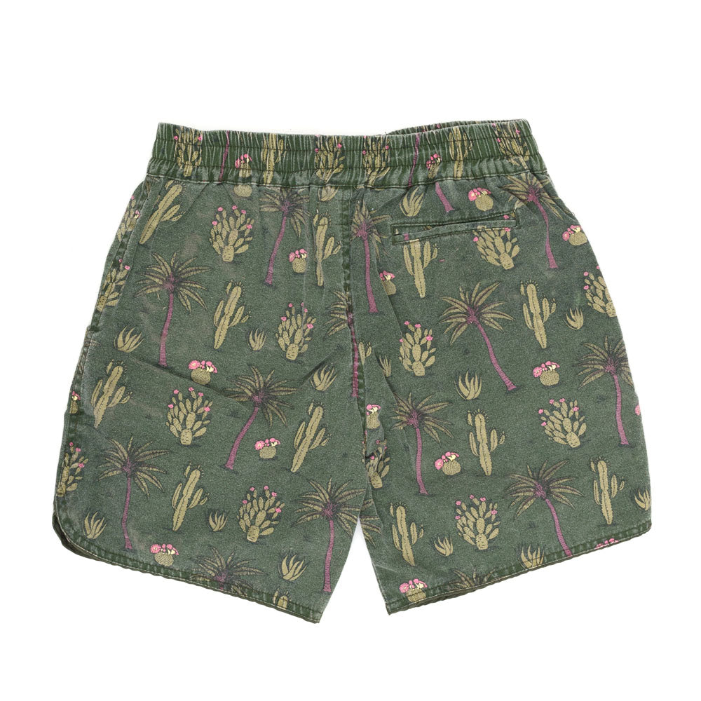 Children of the Tribe Wild Earth Drawstring Shorts