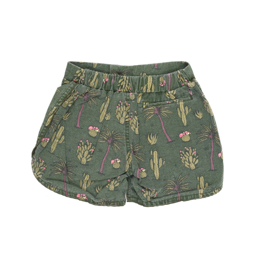 Children of The Tribe Wild Earth Boys Shorts