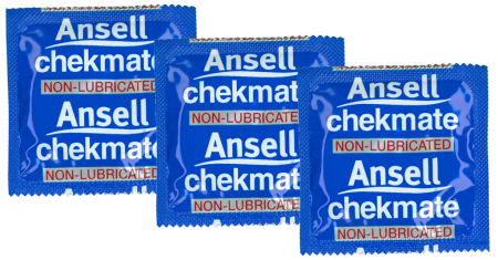Chekmate Non-Lubricated Gross Bulk 144's