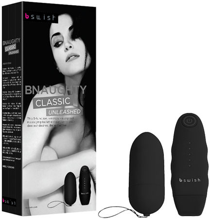 BNAUGHTY - Classic Unleashed - Black (Black)