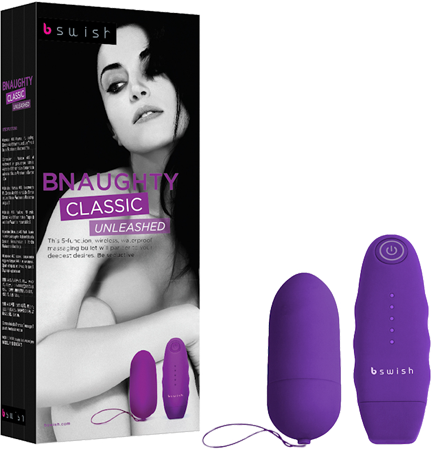 BNAUGHTY - Classic Unleashed - Grape (Lavender)