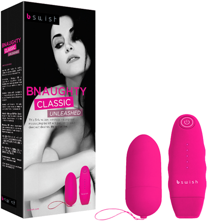 BNAUGHTY - Classic Unleashed - Magenta (Pink)