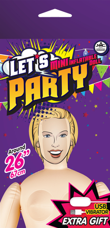 Let's Party - Mini Party Doll - Taylar