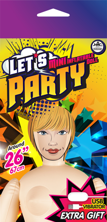 Let's Party - Mini Party Doll - Jenny