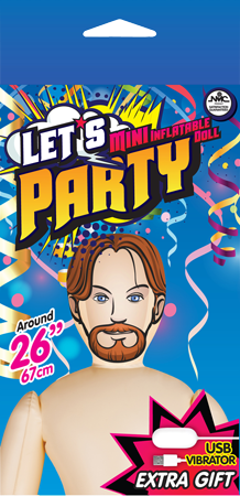 Let's Party - Mini Party Doll - Jammy