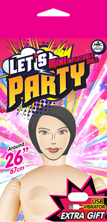 Let's Party - Mini Party Doll - Nendy