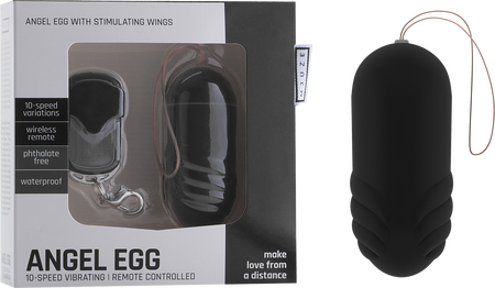 Angel Egg (Black)