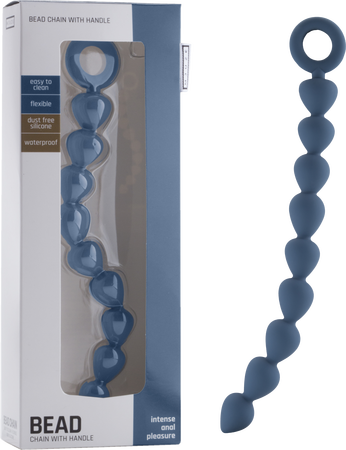Bead Chain (Blue)