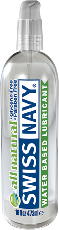 All Natural Lubricant (473ml)