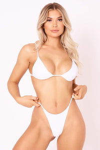 The Heatwave Top - White