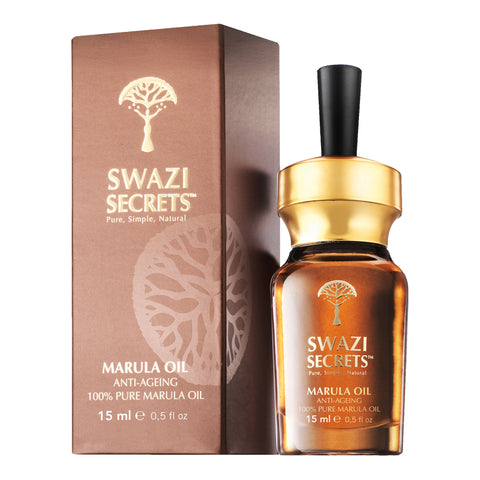 Anti-Ageing 100% Pure Marula Oil - 15ml