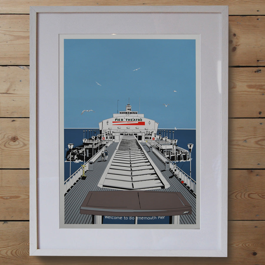 Bournemouth Pier by JIMCdesigns