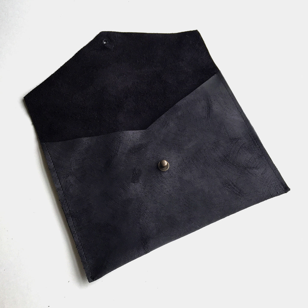 Envelope Pouch Large - Black