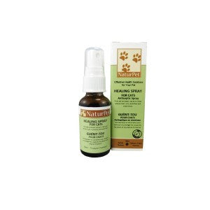 NaturPet Healing Spray For Cats 10ml