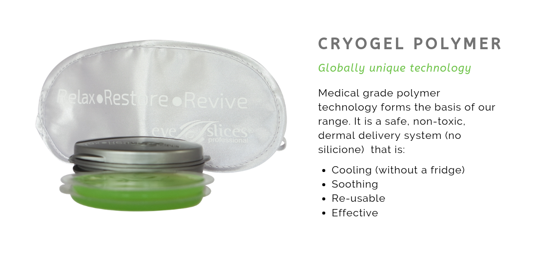 Cryogel Polymer - eyeSlices