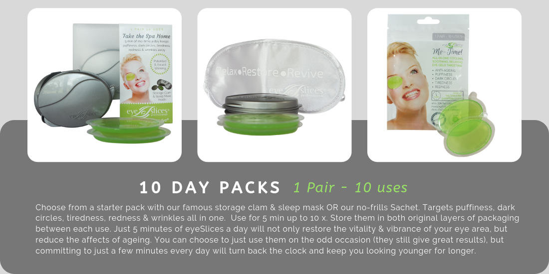 Choosing a Product - 10 Day pack - eyeSlices