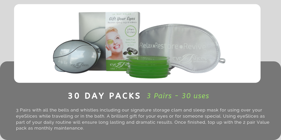 Choosing a Product - 30 Day Packs - eyeSlices