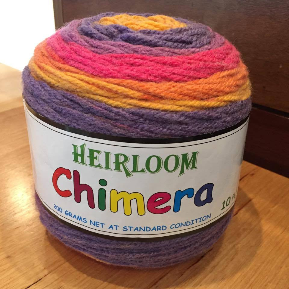 Chimera Yarn Cakes - Coming Soon - Pre-order now
