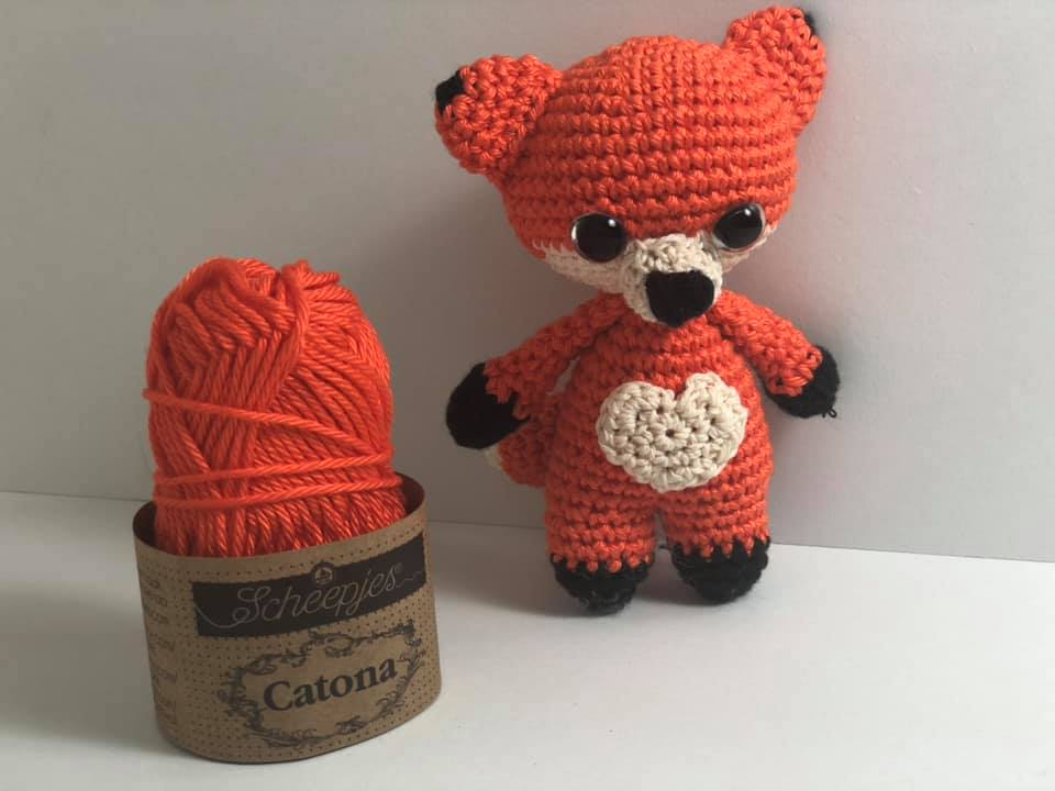 Orange projects from the Yarnish Community