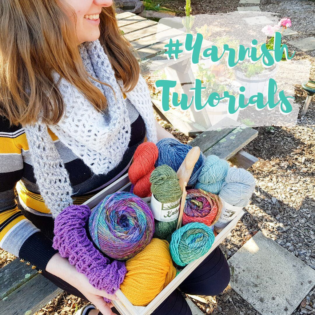 Yarnish Tutorials: Life's a stitch with this handy-dandy conversion chart <3
