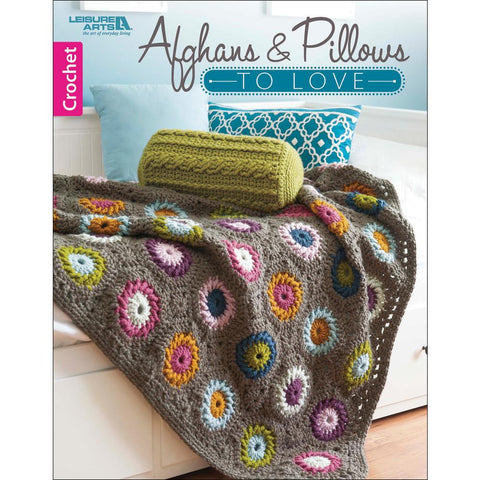 Afghans & Pillows to Love