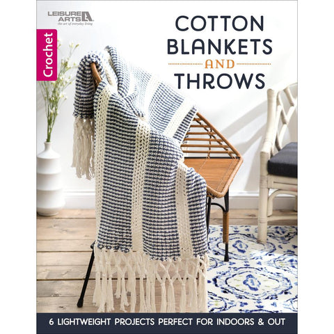 Cotton Blankets & Throws