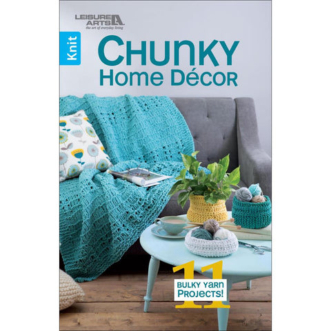 Knit - Chunky Home Decor