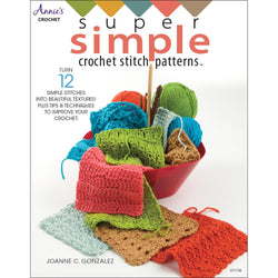 Super Simple Crochet Stitch Patterns