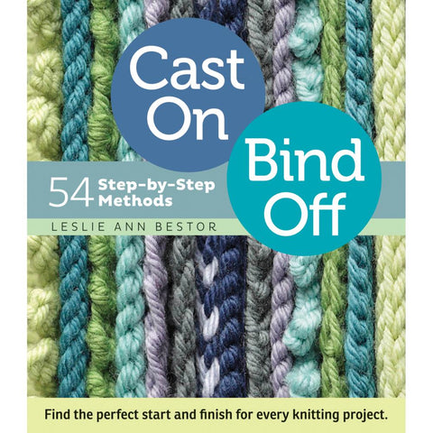 Cast On. Bind Off.