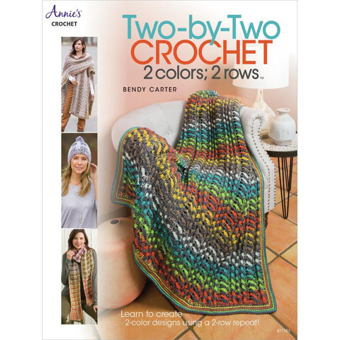 Two-by-Two Crochet