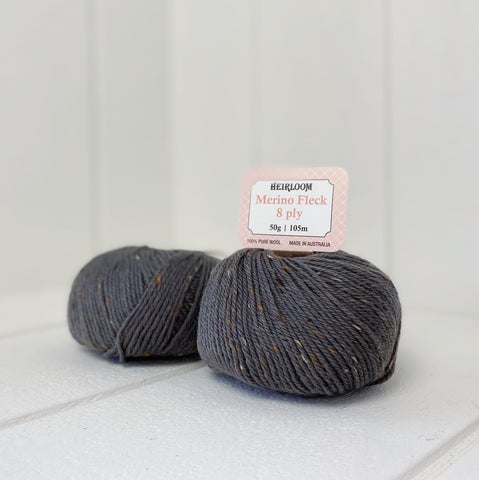 Heirloom - Merino Fleck