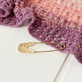 Filigree Shawl Pin