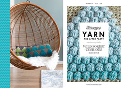 Yarn The After Party - Wild Forest Cushions