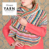 Yarn The After Party - 20 - Wrapket Scarf