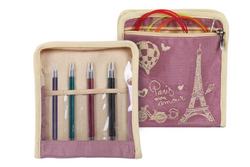 Knit Pro Royale Interchangeable Needles Midi Set