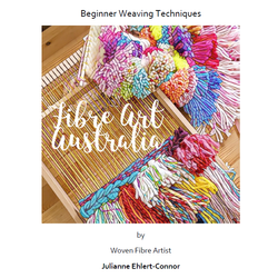 Beginner's Weaving Guide by Julianne E-C