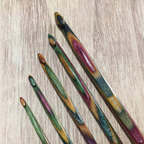 Knit Pro Symfonie Wooden Crochet Hook Set